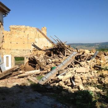 démolition à Anjou